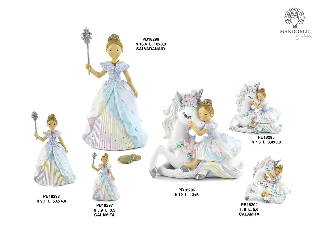 1DE3 - Polyresin Children - Fairies - Mandorle Bonbonnieres - New arrivals - Paben