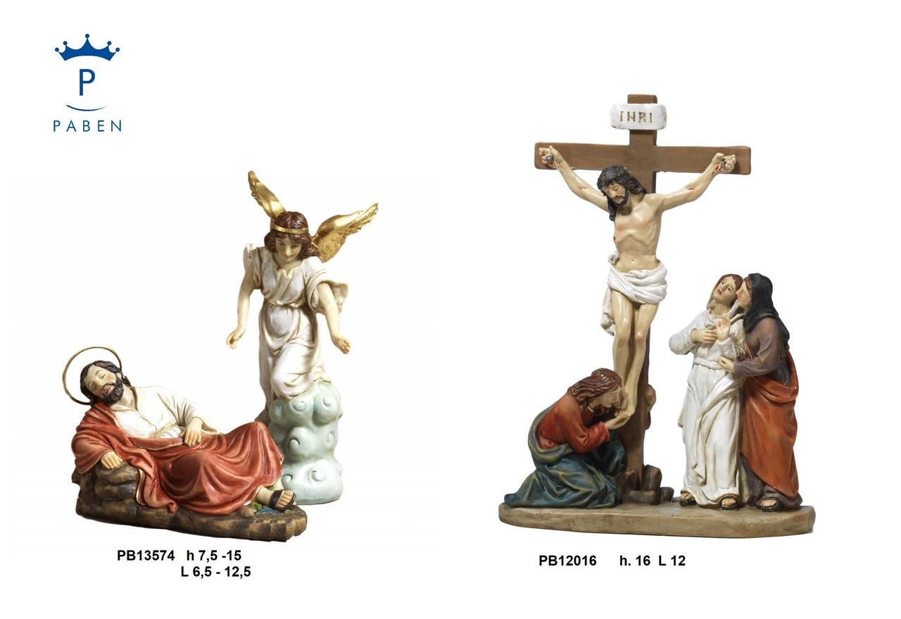 1E1E - Statue Pasquali - Natale e Altre Ricorrenze - Prodotti - Rebolab
