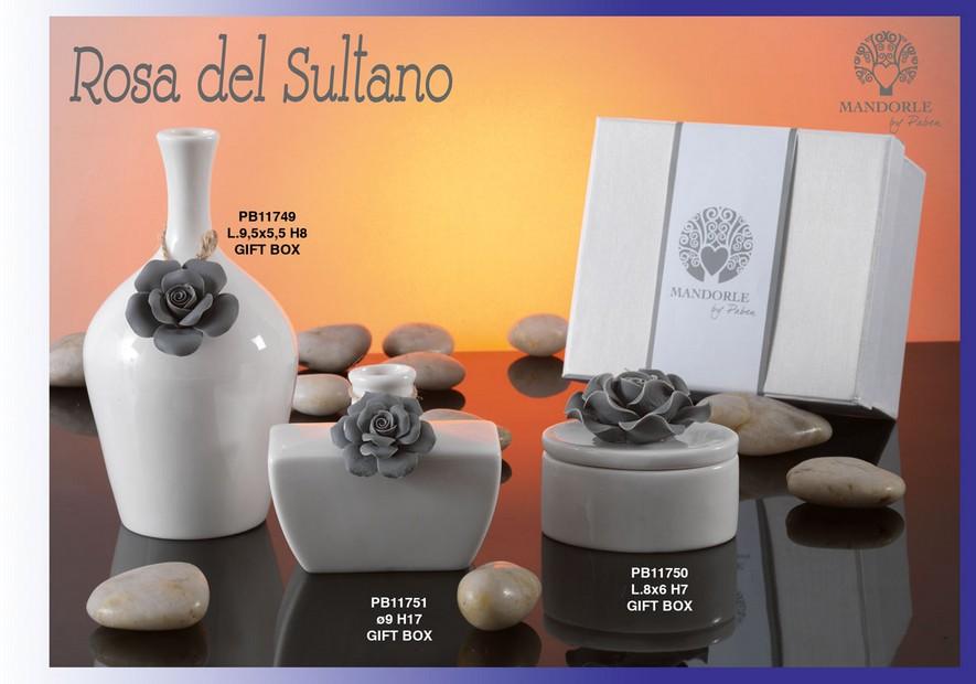 171F - Collezioni Porcellana-Ceramica - Mandorle Bomboniere  - Prodotti - Paben