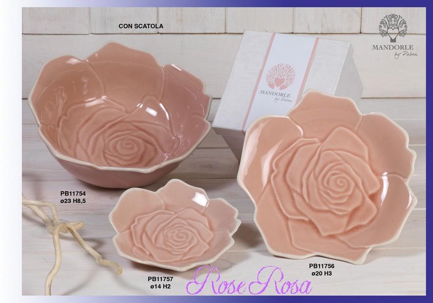 1720 - Collezioni Porcellana-Ceramica - Mandorle Bomboniere  - Prodotti - Paben