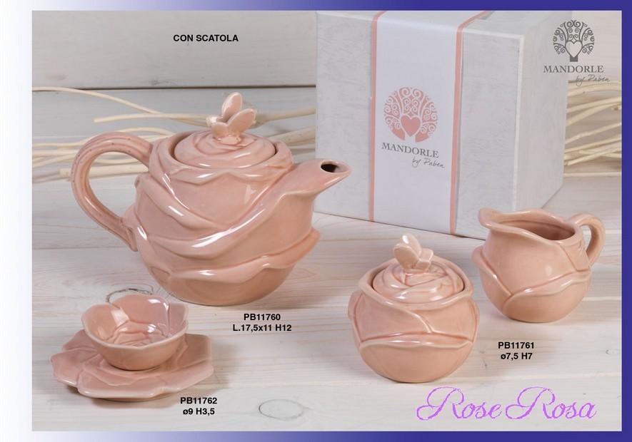 1722 - Collezioni Porcellana-Ceramica - Mandorle Bomboniere  - Prodotti - Paben