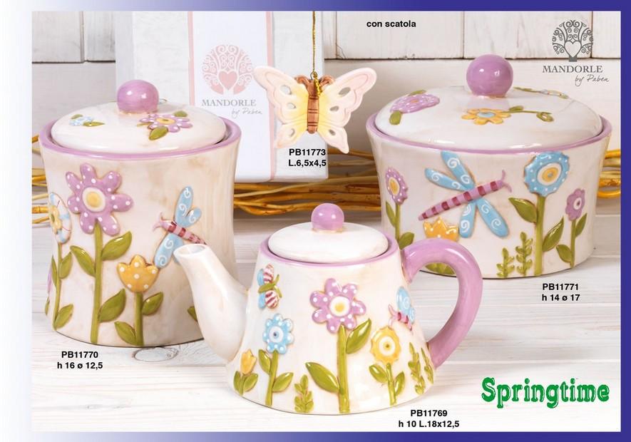 1725 - Collezioni Porcellana-Ceramica - Mandorle Bomboniere  - Prodotti - Paben