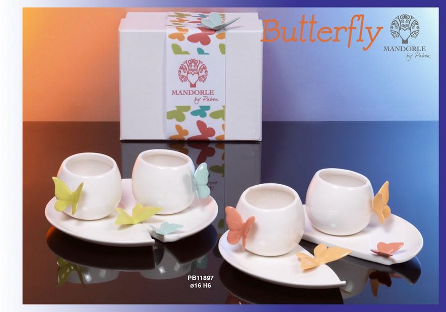 173E - Collezioni Porcellana-Ceramica - Mandorle Bomboniere  - Prodotti - Paben