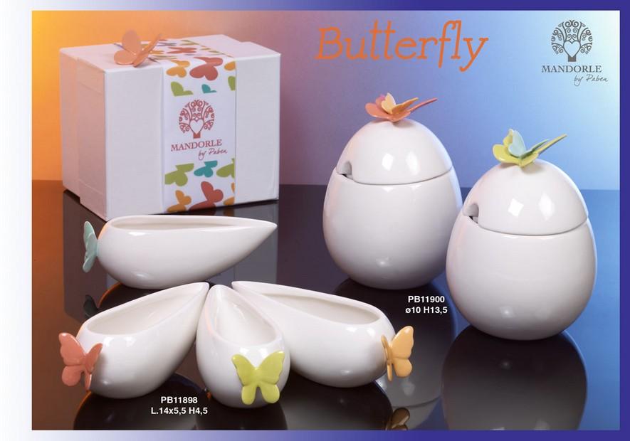 173F - Collezioni Porcellana-Ceramica - Mandorle Bomboniere  - Prodotti - Paben