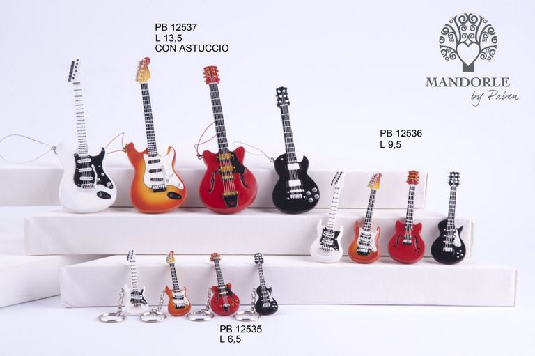 17F9 - Strumenti Musicali - Mandorle Bomboniere  - Prodotti - Paben