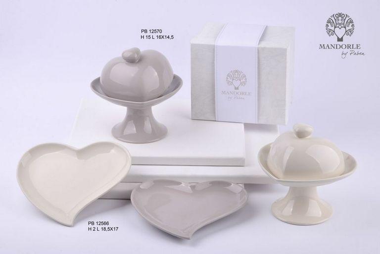1802 - Collezioni Porcellana-Ceramica - Mandorle Bomboniere  - Prodotti - Paben