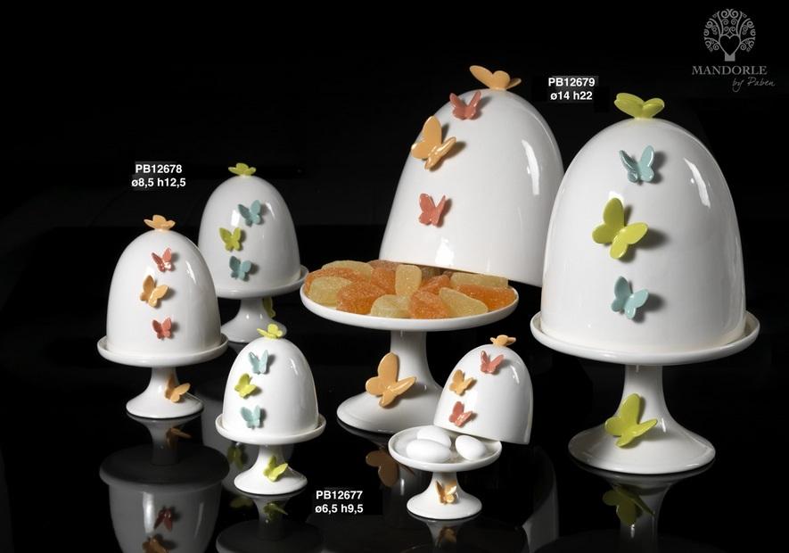 181B - Collezioni Porcellana-Ceramica - Mandorle Bomboniere  - Prodotti - Paben