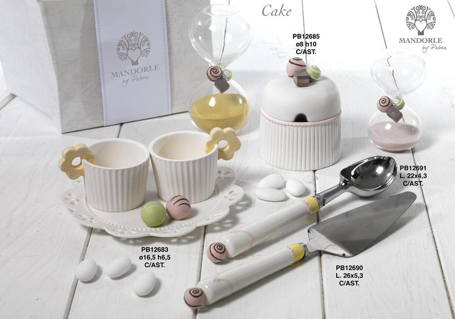 181D - Collezioni Porcellana-Ceramica - Mandorle Bomboniere  - Prodotti - Paben