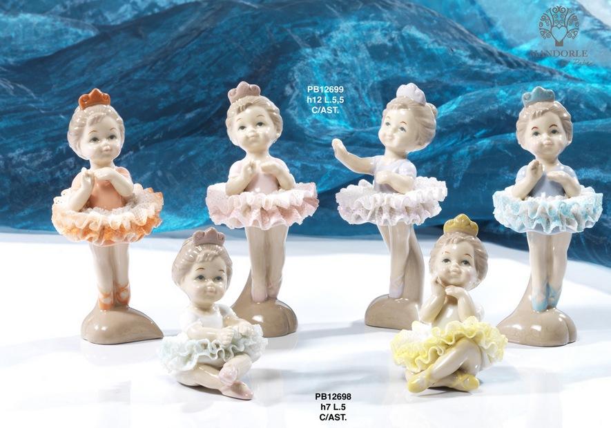 1821 - Collezioni Porcellana-Ceramica - Mandorle Bomboniere  - Prodotti - Paben