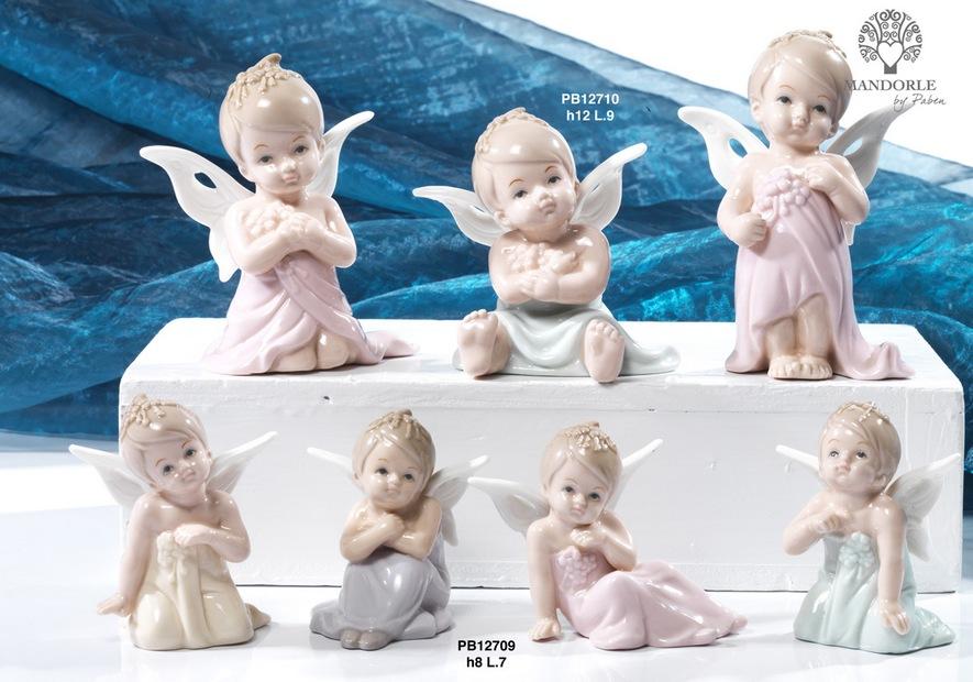 1825 - Collezioni Porcellana-Ceramica - Mandorle Bomboniere  - Prodotti - Paben