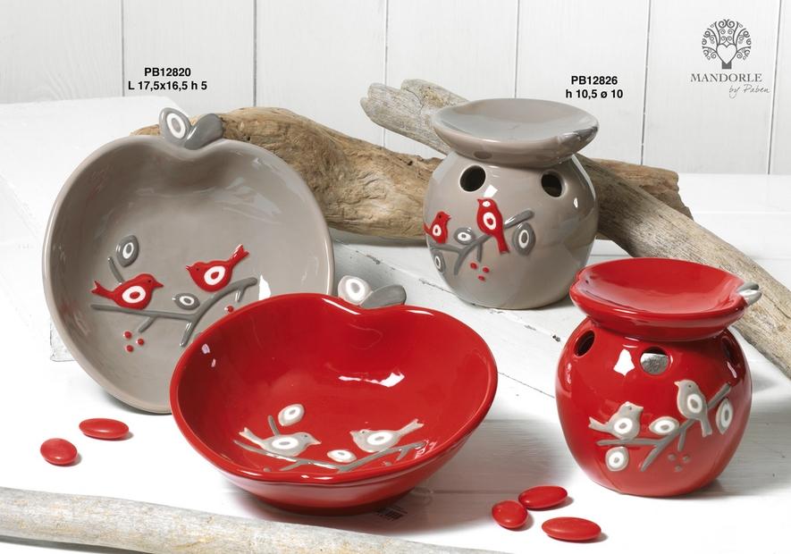183F - Collezioni Porcellana-Ceramica - Mandorle Bomboniere  - Prodotti - Paben