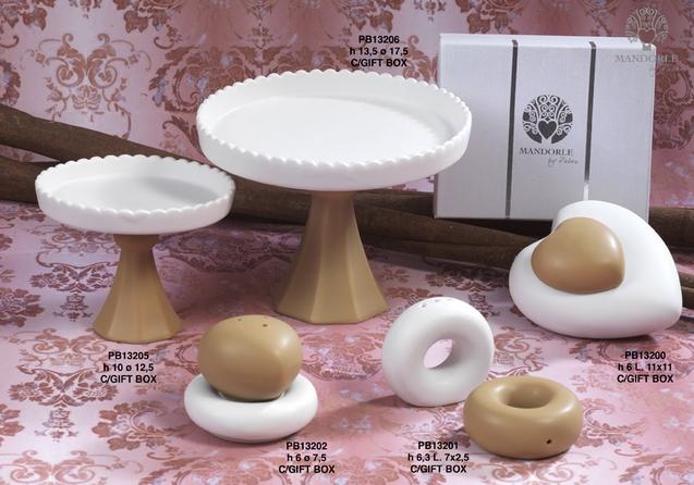 18A1 - Collezioni Porcellana-Ceramica - Mandorle Bomboniere  - Prodotti - Paben