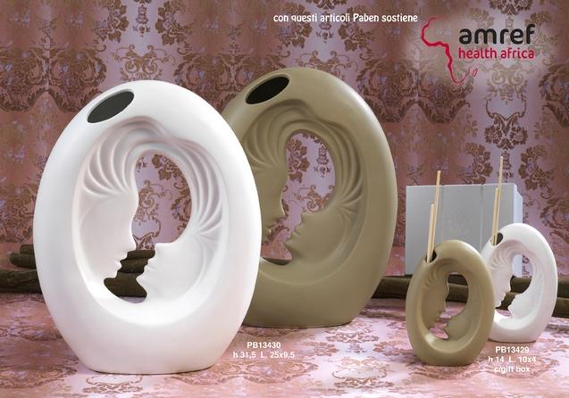 18D7 - Collezioni Porcellana-Ceramica - Mandorle Bomboniere  - Prodotti - Paben