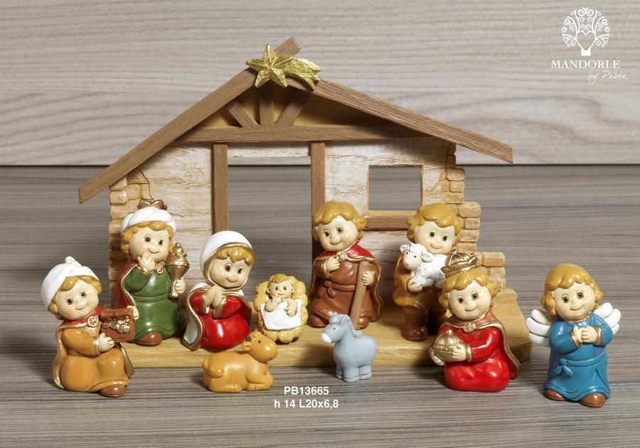 1918 - Presepi - Natività Classic - Natale e Altre Ricorrenze - Prodotti - Paben