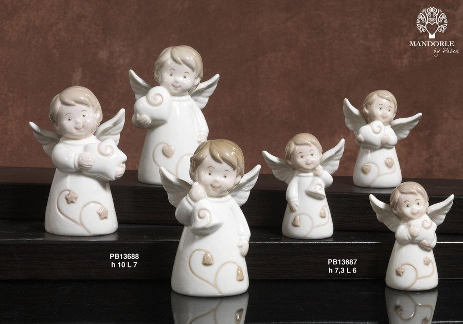 191E - Collezioni Porcellana-Ceramica - Mandorle Bomboniere  - Prodotti - Paben