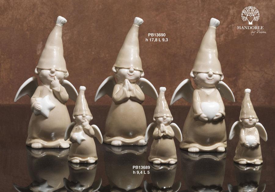 191F - Collezioni Porcellana-Ceramica - Mandorle Bomboniere  - Prodotti - Paben