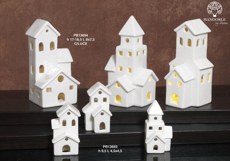 1921 - Collezioni Porcellana-Ceramica - Mandorle Bomboniere  - Prodotti - Paben