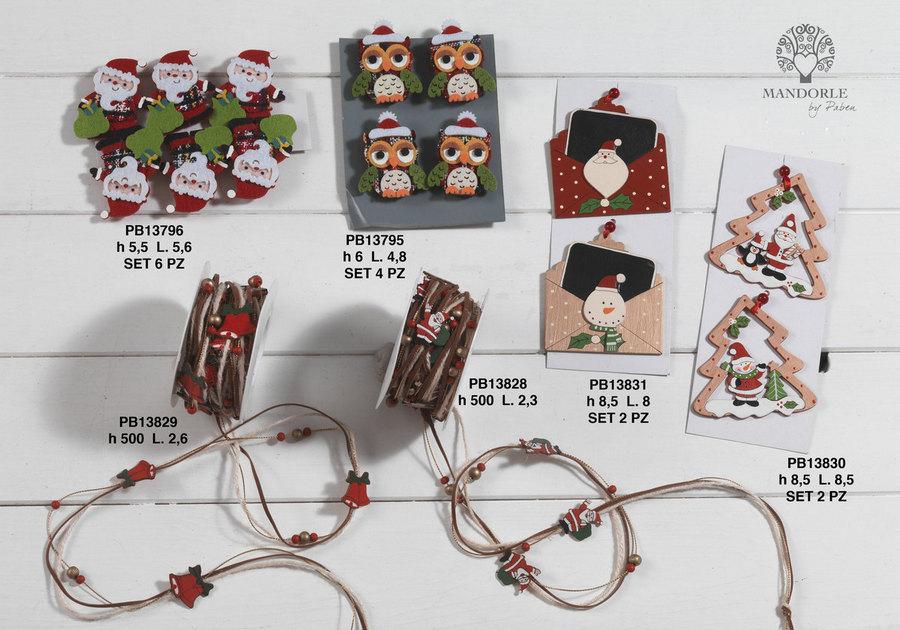 193B - Regali - Addobbi - Natalizi - Natale e Altre Ricorrenze - Prodotti - Paben