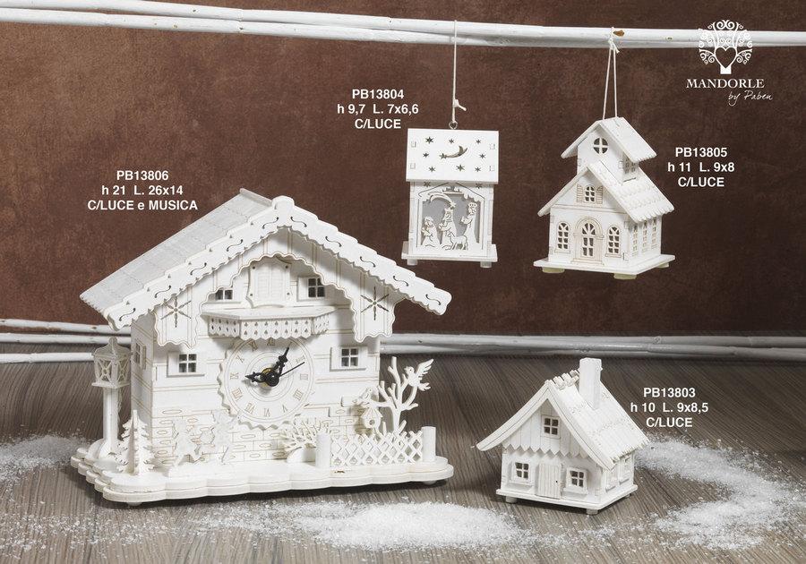 193E - Decorazioni - Addobbi Natalizi - Natale e Altre Ricorrenze - Prodotti - Paben