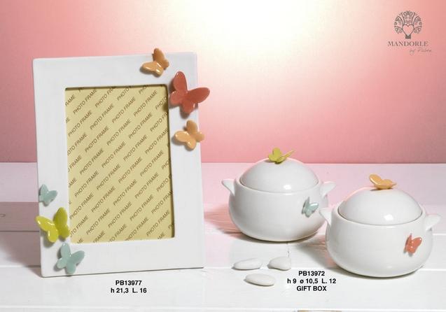 1963 - Collezioni Porcellana-Ceramica - Mandorle Bomboniere  - Prodotti - Paben