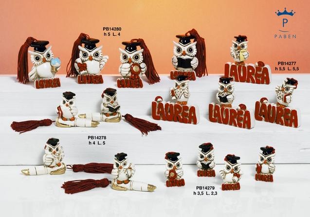 199D - Lauree - Mandorle Bomboniere  - Prodotti - Paben