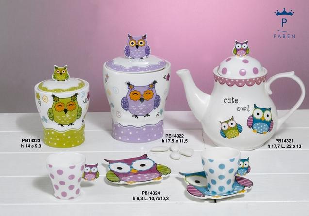 19A7 - Collezioni Porcellana-Ceramica - Mandorle Bomboniere  - Prodotti - Paben