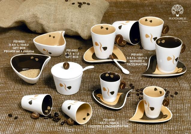 19BB - Collezioni Porcellana-Ceramica - Mandorle Bomboniere  - Prodotti - Paben