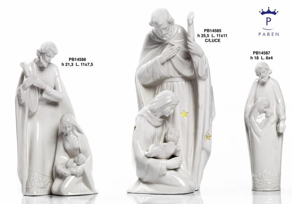 19E4 - Presepi - Natività Porcellana - Articoli Religiosi - Prodotti - Paben