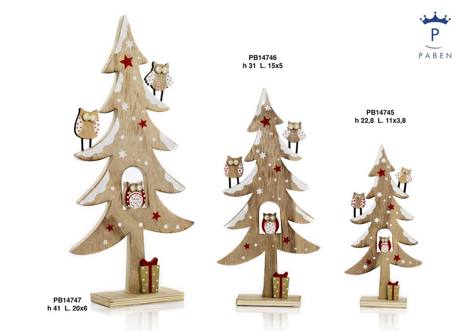 1A0B - Regali - Addobbi - Natalizi - Natale e Altre Ricorrenze - Prodotti - Paben