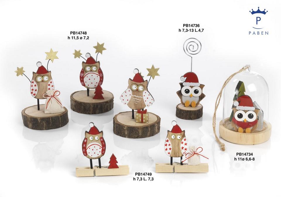 1A0C - Regali - Addobbi - Natalizi - Natale e Altre Ricorrenze - Prodotti - Paben
