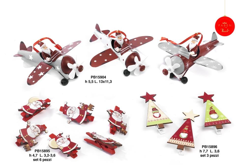 1B3B - Regali - Addobbi - Natalizi - Natale e Altre Ricorrenze - Prodotti - Paben