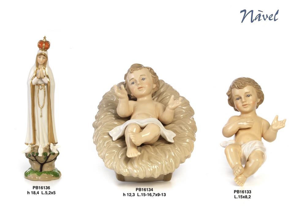 1B81 - Presepi - Bambinelli Nàvel - Natale e Altre Ricorrenze - Novità - Paben