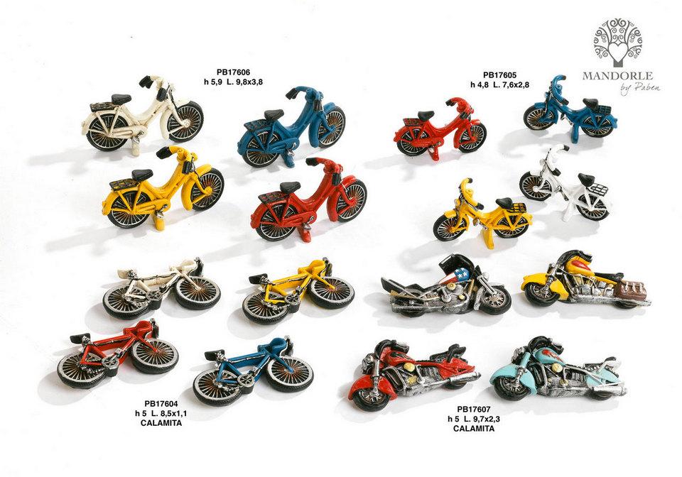 1D13 - Macchinine - Moto - Bici - Arte, Storia e Souvenir - Novità - Paben