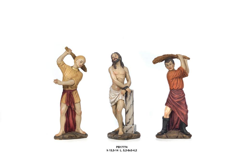 1D45 - Statue Pasquali - Articoli Religiosi - Novità - Paben