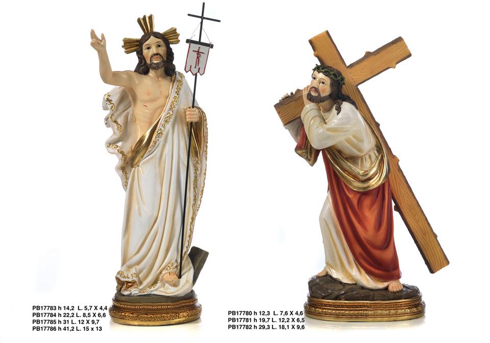 1D4A - Statue Pasquali - Natale e Altre Ricorrenze - Novità - Paben