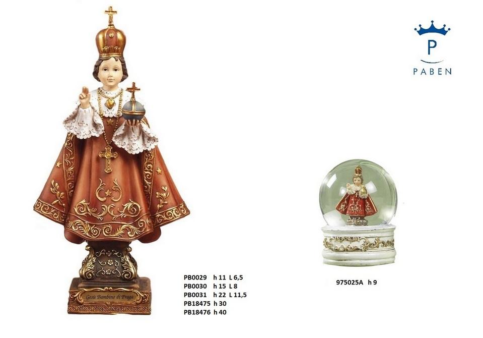 1E09 - Statue Santi - Articoli Religiosi - Novità - Paben