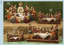 11D7 - Statue Pasquali - Natale e Altre Ricorrenze - Prodotti - Paben