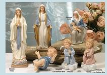 127A - Statue Santi-Immagini Sacre Nàvel - Nàvel Porcellana - Prodotti - Paben