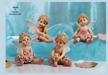 12AF - Bambini e Ballerine 'Nàvel' - Articoli Regalo - Bomboniere Porcellana - Novità - Rebolab