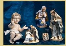 12F1 - Presepi - Bambinelli Nàvel - Natale e Altre Ricorrenze - Prodotti - Paben