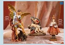 1383 - Statue Santi - Articoli Religiosi - Prodotti - Paben
