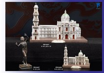 158F - Monumenti Souvenir - Arte, Storia e Souvenir - Prodotti - Rebolab