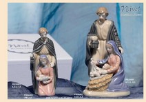 162D - Presepi - Bambinelli Nàvel - Natale e Altre Ricorrenze - Prodotti - Paben