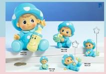 16A3 - Bambini Resina - Articoli Regalo - Bomboniere Resina - Prodotti - Rebolab