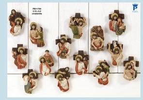 172D - Statue Pasquali - Natale e Altre Ricorrenze - Prodotti - Rebolab