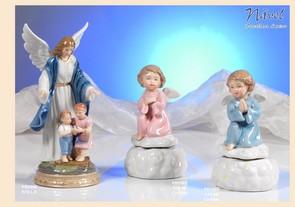 1762 - Angeli Nàvel - Natale e Altre Ricorrenze - Prodotti - Paben