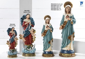 17C6 - Statuine Santi - Immagini Sacre - Articoli Religiosi - Prodotti - Rebolab