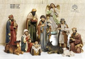 1958 - Presepi - Natività Resina - Natale e Altre Ricorrenze - Prodotti - Paben