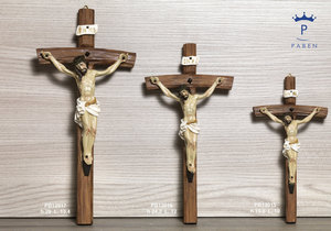 195A - Crocifissi - Articoli Religiosi - Prodotti - Paben