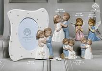 198F - Linee Bomboniera - Regalo Porcellana 'Mandorle' - Articoli Regalo - Bomboniere Porcellana - Prodotti - Rebolab